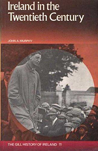 9780717105687: Ireland in the Twentieth Century (History of Ireland)