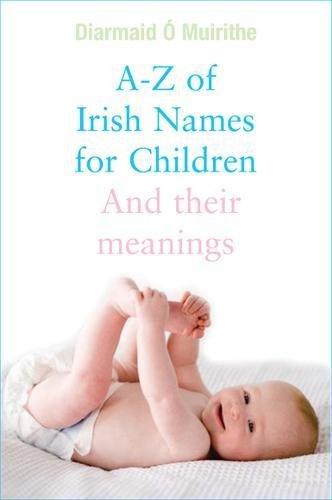 9780717106974: Irish Names for Children