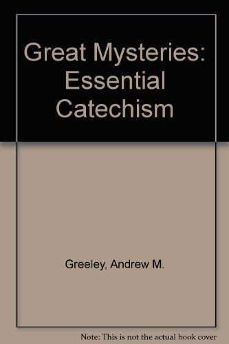 9780717108640: Great Mysteries: Essential Catechism