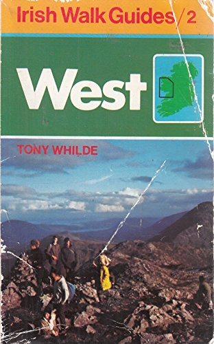 9780717109081: Irish Walk Guides: West