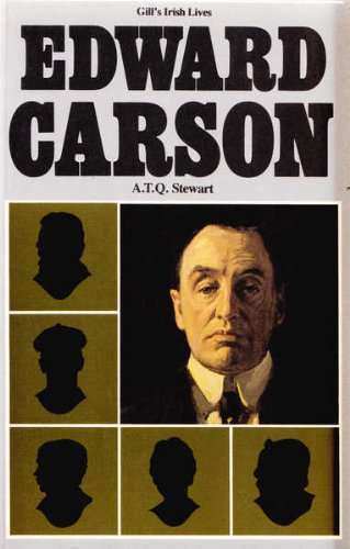 9780717109814: Edward Carson (Irish Lives)