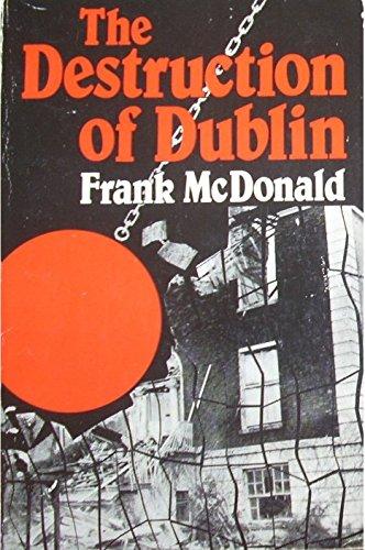 The Destruction of Dublin: McDonald, Frank