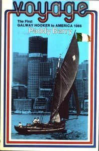 9780717114412: Voyage: The First Galway Hooker to America 1986