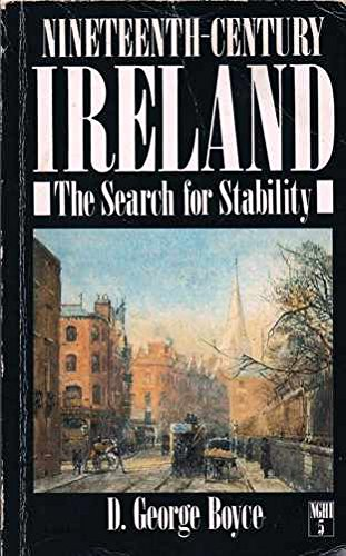 9780717116218: Nineteenth-Century Ireland: The Search for Stability (New Gill History of Ireland)