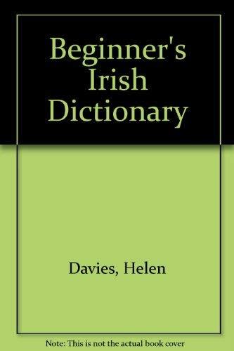 9780717117635: Beginner's Irish Dictionary