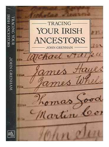 9780717118984: Tracing Your Irish Ancestors