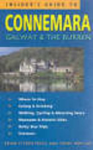 9780717119042: Insider's Guide to Connemara, Galway and the Burren (Insider's Guides)