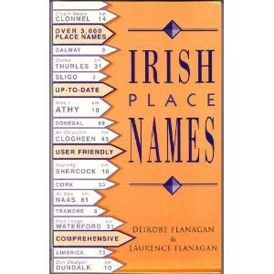 9780717120666: Irish Place Names