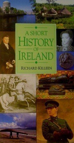 9780717121564: A Short History of Ireland