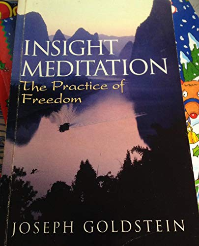 9780717122554: Insight Meditation: The Practice of Freedom