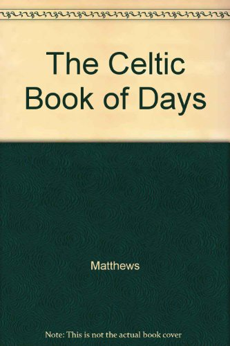 9780717123261: Celtic Book of Days