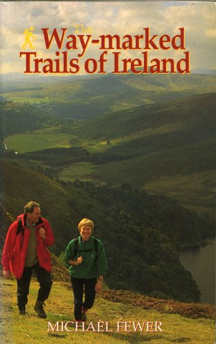 9780717123865: The Way-Marked Trails of Ireland