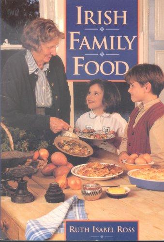 9780717124053: Irish Family Food