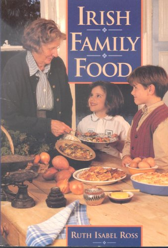 9780717124053: Irish Family Food