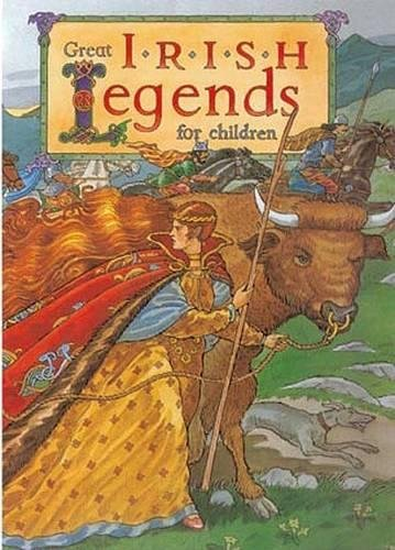 Great Irish Legends for Children: Yvonne Carroll