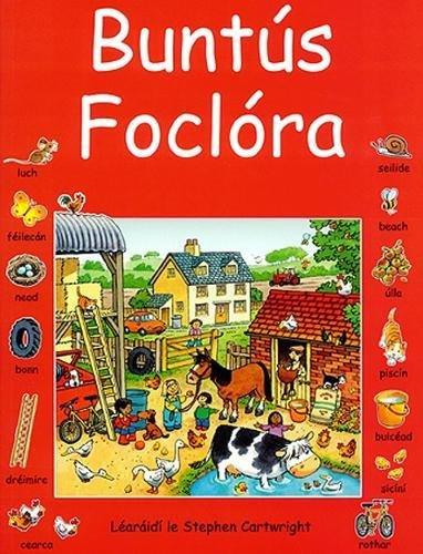 9780717126019: Buntus Foclora: A Children's Irish Picture-dictionary (Irish Edition)