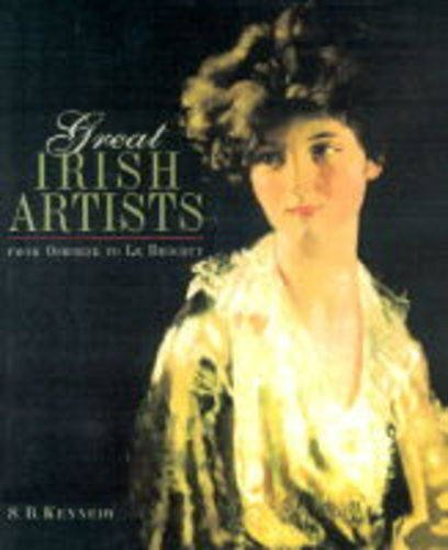 9780717126101: Great Irish Artists: From Lavery to le Brocquy