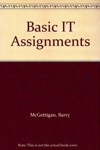 9780717126569: Basic IT Assignments