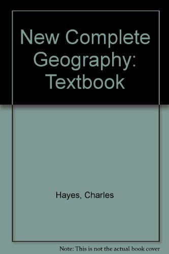 9780717127191: New Complete Geography: Textbook