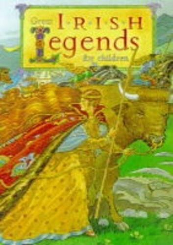 9780717128662: Great Irish Legends for Children