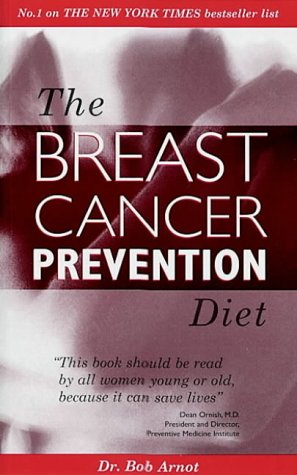 9780717129225: The Breast Cancer Prevention Diet: The