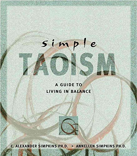 9780717129867: Simple Taoism: A Guide to Living in Balance