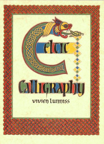 9780717130443: Celtic Calligraphy