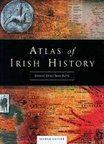 9780717130931: Atlas of Irish History