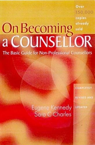 9780717133475: On Becoming a Counsellor: The Basic Guide for Non-Professional Counsellors