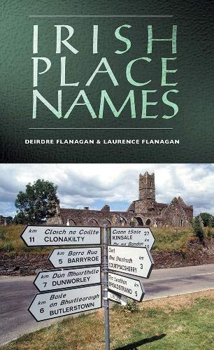 9780717133963: Irish Place Names