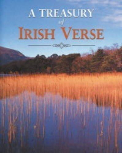 9780717134182: A Treasury of Irish Verse
