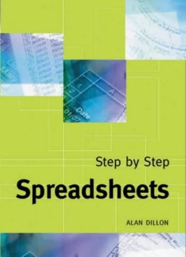 9780717134878: Step by Step Spreadsheets