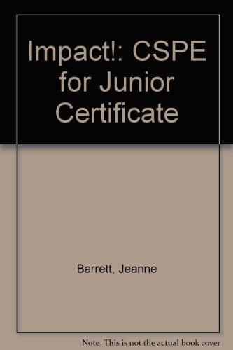 9780717135240: Impact!: CSPE for Junior Certificate