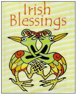 9780717135486: Irish Blessings (Irish Keyring Books)