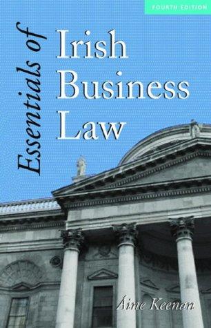 9780717137015: Essentials of Irish Business Law