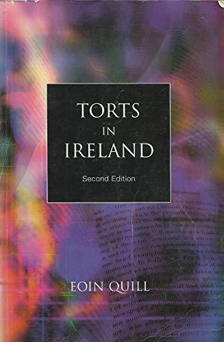 9780717137046: Torts in Ireland