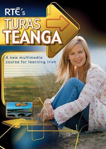 9780717137589: Turas Teanga - 3 CDs: A New Multimedia Course for Learning Irish (Irish Edition)