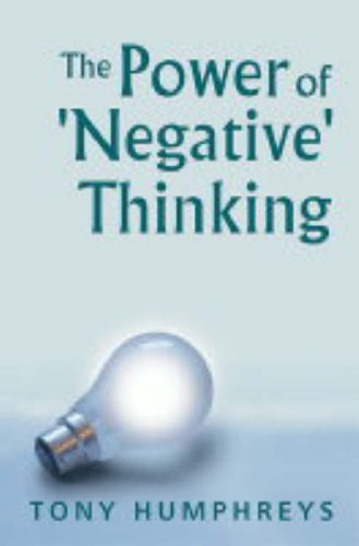 9780717137893: The Power of Negative Thinking