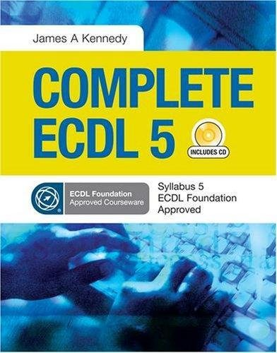 9780717139842: Complete ECDL 5