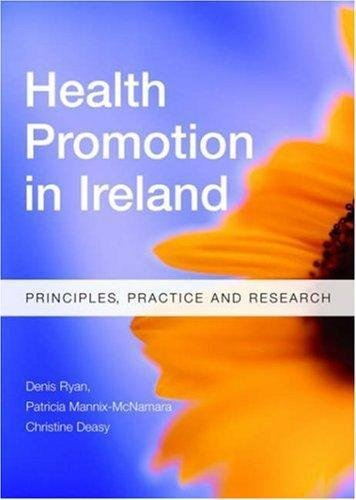 9780717140244: Health Promotion in Ireland: Principles, Practice and Research