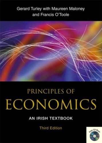 9780717140251: Principles of Economics