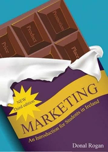 9780717142019: Marketing, an Introduction for Students in Ireland