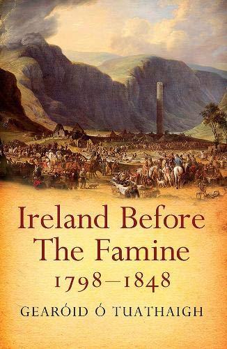 9780717142170: Ireland Before the Famine: 1798-1848