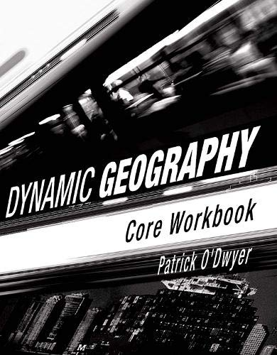 9780717142323: Dynamic Geography: Core Workbook