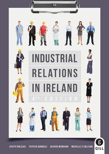 9780717143818: Industrial Relations in Ireland