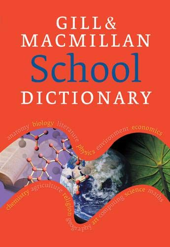 9780717145492: Gill & MacMillan School Dictionary