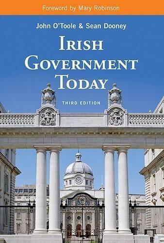 9780717145522: Irish Government Today