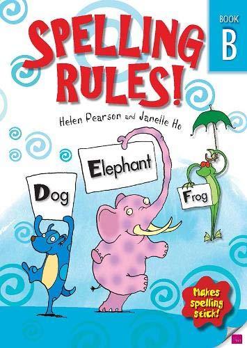 9780717145843: Spelling Rules B: Book B