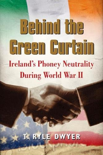 9780717146383: Behind The Green curtain