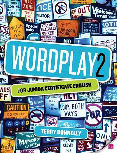 Wordplay: v. 2: for Junior Certificate English (0717147231) by Donnelly, Terry